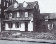 Phoenixville's oldest house back in 1723!