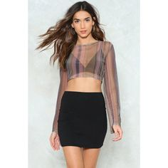 Nasty Gal Short Term Mini Skirt (£5.17) ❤ liked on Polyvore featuring skirts, mini skirts, black, stretch mini skirt, high-waisted skirt, nasty gal, high waisted mini skirt and high waisted skirts