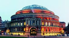 Royal Albert Hall. Photo by Marcus Ginns