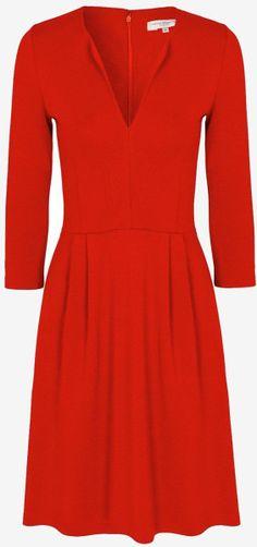 Classic Edie Jersey Dress - Lyst