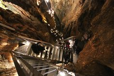 La Grotta Gigante, Friuli Venezia Giulia. Pic della #bloggerpercaso Kinzica Sorrenti @blog100days @discoverfvg