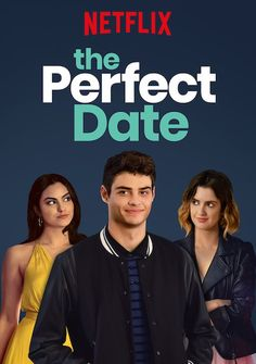 Watch Perfect Date You can watch latest netflix shows here Romantic Movies On Netflix, Girly Movies, Films Netflix, Netflix Movies To Watch, Romantic Films, Teen Movies, Good Movies To Watch, Netflix Anime, Netflix Account