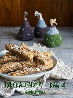 Christmas 2019, Christmas Diy, Christmas Cookies, Holiday Recipes, Scandinavian, Biscuits, Food And Drink, Pudding, Baking