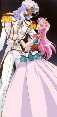".""the end of the world"" episode 38 #akio #utena #revolutionarygirlutena"