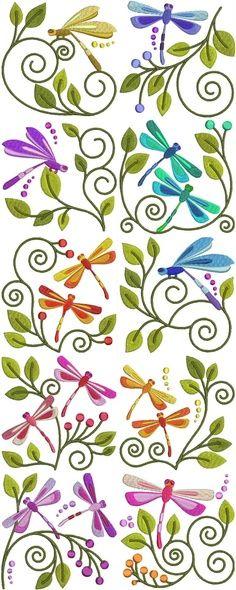 jacobean patterns