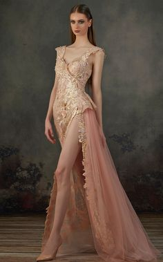 Elegant Dresses, Pretty Dresses, Fantasy Gowns, Ball Dresses, Beautiful Gowns, Dream Dress, Designer Dresses, Ideias Fashion, Evening Dresses