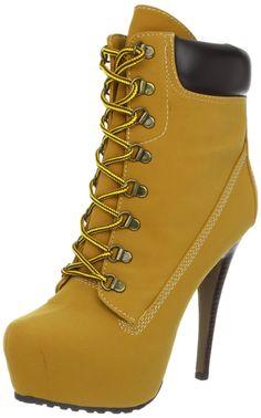 ZiGiny Women's Jubilee Boot, Tan Faux