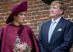 October 24, 2017, King Willem-Alexander and Queen Maxima of The Netherlands visited the city of Amersfoort during their region visit to Eemnland in Amersfoort, Netherlands. The Dutch Royal couple visited Amersfoort, Koppelpoort and Eemhuis cities in Eemland region.