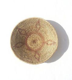 Namibia Tribal Basket: Small