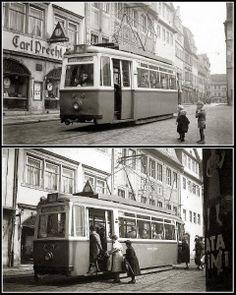 straßenbahn cottbus | ... Cottbus 46) am 10.4.1958 und der Tw 1 (später Cottbus 45) am 10.4