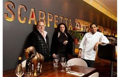 Scarpetta on Parc Ave.: Sicily on the mind and a new favourite of our critic Lesley Chesterman.