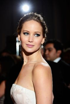 Jennifer Lawrence. Oscars 2013. | ph: © Frazer Harrison/Staff.
