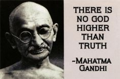 Mahatma Gandhi and the Jews | The Conservative Papers | I'd say he was effective, alright.