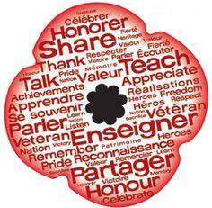 Remembrance Challenge - I Remember - Taking Action For Canada's Veterans - Remembrance - Veterans Affairs Canada Make Remembrance Day something you do! Not just feel! Remembrance Day Posters, Remembrance Day Activities, Veterans Day Activities, Activities For Kids, Educational Activities, Armistice Day, Remember Day, Canada Holiday, Boys And Girls Club