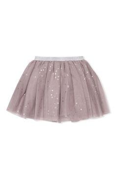 Primark - Saia de ballet com estrelas cor-de-rosa