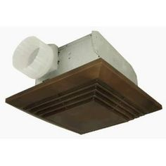 Master Bathroom Exhaust Fan bathroom exhaust fan silent series , 85 cfm, led light, silve