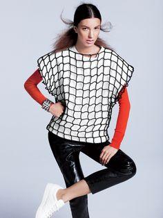 Home Run: Varsity-Inspired Fashion