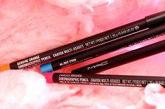 MAC Playland Chromographic Pencils, April 2014