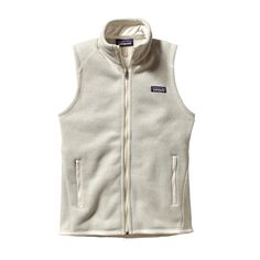 Our Women's Better Sweater® Vest thrives as urban outerwear or layered in the backcountry under a shell. Check it out at Patagonia.com.
