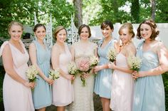 Incredible Florals Help Create Anthropologie-Inspired, Style Me Pretty Wedding Day | Nashville Wedding Guide for Brides, Grooms - Ashley's Bride Guide