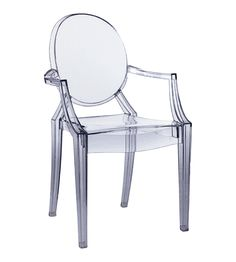 LOUIS GHOST CHAIR TRANSPARENT - Chairs - Chairs & Stools - Furniture - The Conran Shop UK