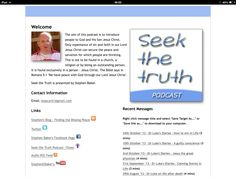 Being a good neighbour!  Dr Luke's Diaries - a serial story about the life of Jesus Christ. The latest one is about what a good neighbour really is like.   http://www.seekthetruth.org.uk/  https://archive.org/download/PodcastAudiosByStephenBaker/Dr-Luke-s-Diaries-Neighbours.mp3