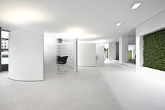 Seamless Elegance at Raiffeisen-Bank in Chur