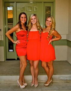 AXO Pref Day outfits