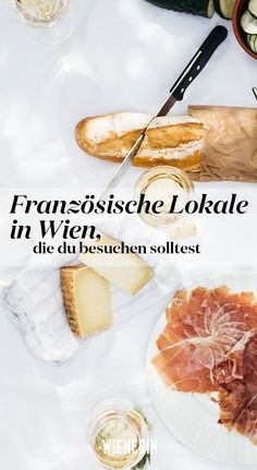 Baguette, Quiche, Eclair und Croissants: Diese Lokale fühlen sich wie ein Kurztrip nach Paris an. Restaurant Bar, Interior Design Living Room, Croissants, Good Things, Austria Travel, Eclair, Baguette, Quiche, Travelling