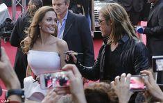 Celeb Diary: Angelina Jolie si Brad Pitt la premiera filmului World War Z in Berlin, Germania