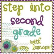 Step Into Second Grade awesome blog with great freebies