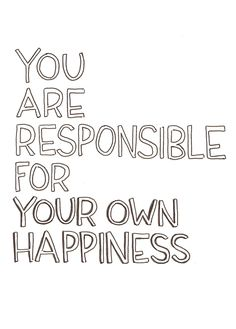 Always find your inspiration to be happy....from Grounded on the Daily