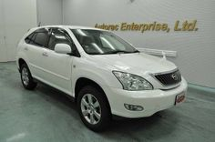 Japanese vehicles to the world: 2007 Toyota Harrier 240G for Kenya to Mombasa