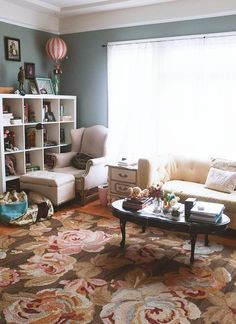 Stylish Spaces: A Soft Place To Land