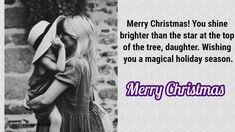 Cute Merry Christmas 2019 Messages Wishes for Daughter from Parents - Happy New Year 2020 Merry Christmas Wishes Messages, Short Christmas Wishes, Merry Christmas Quotes, Merry Christmas Greetings, Christmas Humor, Wishes For Daughter, Wishes For Friends, Christmas Quotes Images, Wishes For Teacher