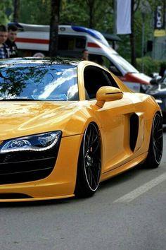 Audi R8# life time achievement