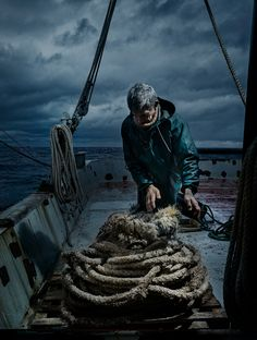 Fishing / Turkey 2012 / Poseidon Su Urunleri by Dimitris Poupalos, via Behance