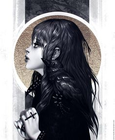 art artwork cross raven darkness goth gothic crow gothic art nu goth dark fashion gothic girl all black gothic fashion dark beauty gothic beauty nu goth fashion
