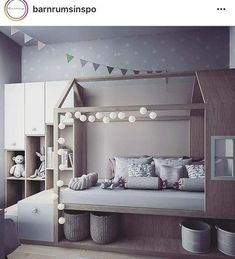 60 affordable kids bedroom design ideas that suitable for kids 16