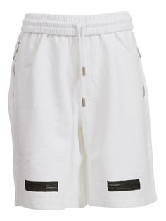 OFF-WHITE perforated shorts. #off-white #cloth #shorts | Off-White ...