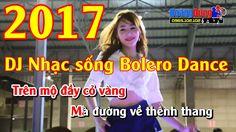 LK DJ Nhạc sống Bolero Dance - Những tình khúc dang dở - Karaoke full beat