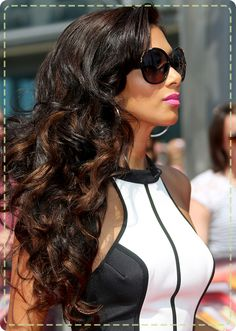 Want big, sexy curls like Nicole's? Then take a sneak peek at this...