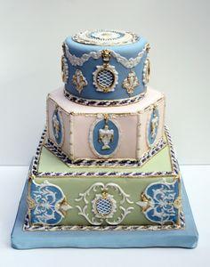 Wedgewood cake