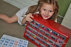 Learning and Playing with Tiny Objects to learn letter sounds and so much more!