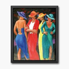 A Touch of Envy African American Art Print by wallsthatinspire