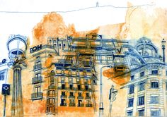 Reportage - Abby Cook Illustration