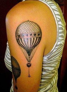 Tattoo Circus Idea