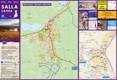 salla2015 Map, Location Map, Maps