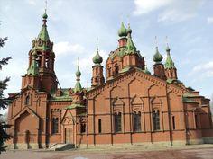Зал органной и камерной музыки (Церковь Александра Невского).