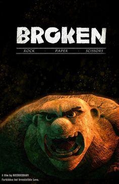 Broken: Rock, Paper, Scissors